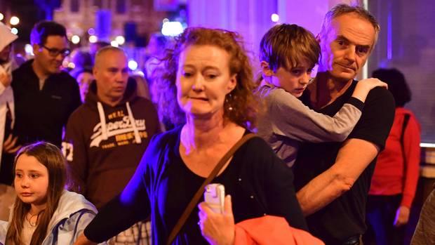 Mehrere Tote bei mutmaßlichen Terrorangriffen in London