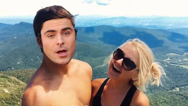 Boyfriend wird zu Zac Efron