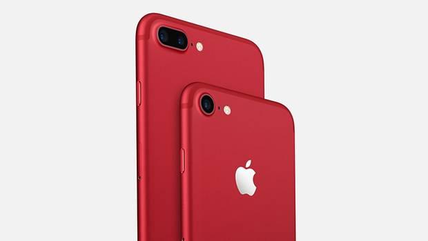 iPhone 7 inklusive iOS 11