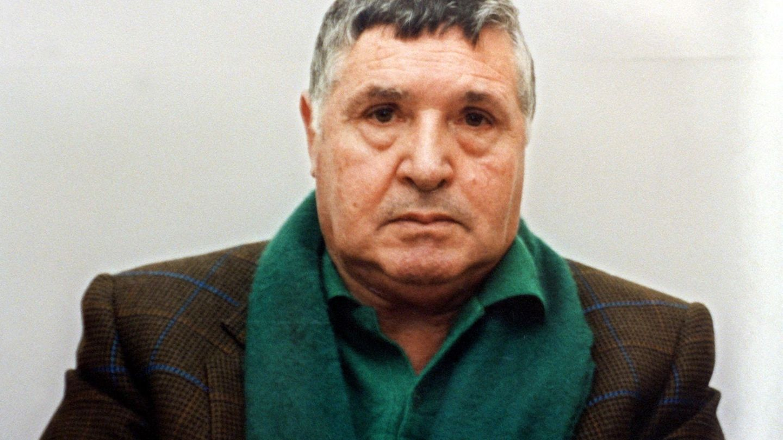 Toto Riina auf einem Foto von 1993: Italiens einst meist gefürchteter Mafia-Boss könnte das Gefängnis bald verlassen