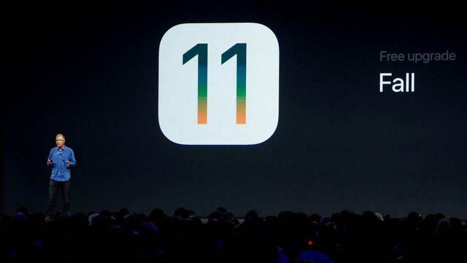 Apple - iOS 11 - Features - Neuheiten