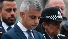 Londons Bürgermeister Sadiq Khan
