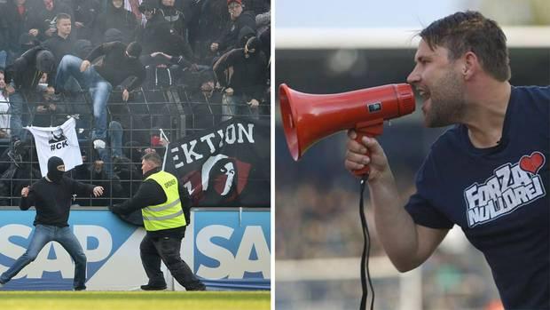 Fußball-Ultras: Hier tobt die Fan-Feindschaft - Wenn Babelsberg 03 auf Energy Cottbus trifft