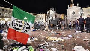 Nach der Massenpanik von Turin: Chaos, Schock, 1527 Verletzte und viele offene Fragen