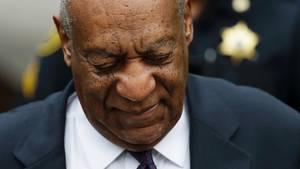 Bill Cosby wirkte im Prozess bisher recht entspannt. Letztendlich steht Aussage gegen Aussage