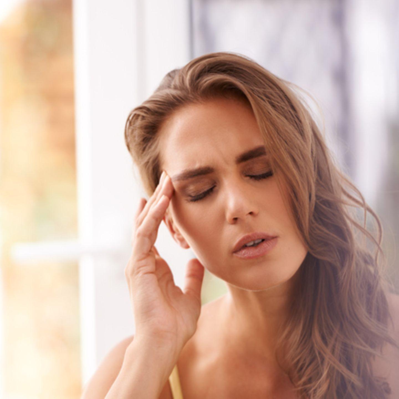 Diät und Kopfschmerzen