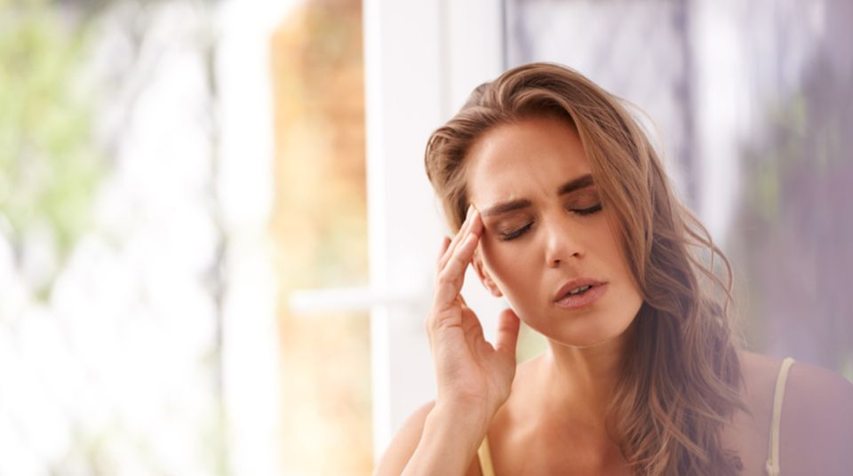 Kopfschmerzen: Notsignale des Körpers