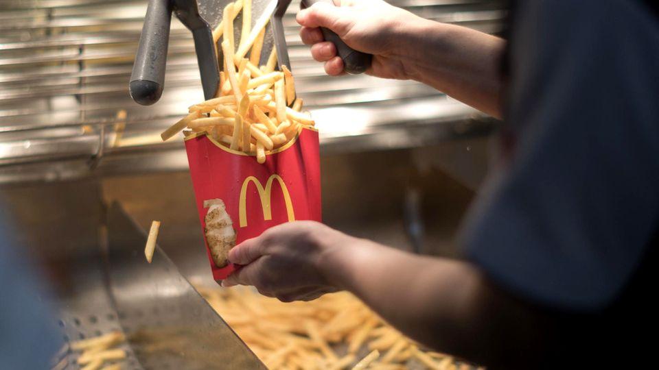 McDonald's: Mitarbeiter packt aus