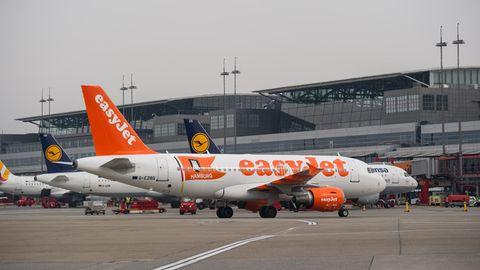 Easyjet - Hamburg - Standortaufgabe