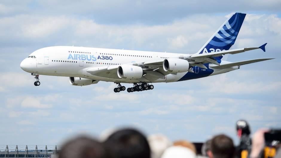 Airbus - A380 - Produktion - Kürzung
