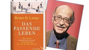 """Mit dem Buch """"Das passende leben"""" verabschiedet sich Remo Largo als Autor"""