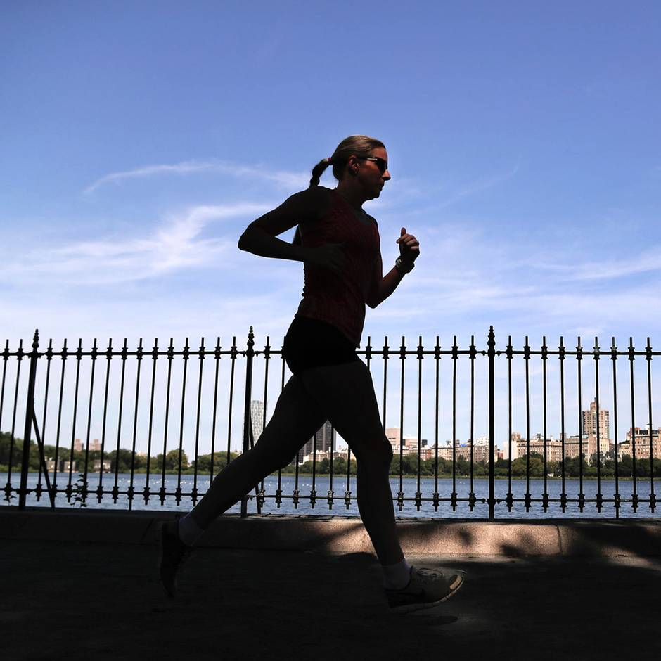 Fitness: Joggen ohne Stress: Die große Freiheit