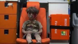 Omran Daqneesh: Ein Kind im syrischen Bürgerkrieg