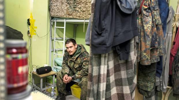 Bundeswehr in Litauen: Eine Reise an die Ostflanke der Nato | STERN.de