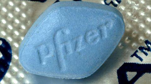 Nach der Einnahme von Viagra hatte es der Unfalllenker ziemlich eilig.