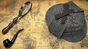 Gilt als Pionier des WG-Lebens: Sherlock Holmes