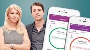 hormonfreie Verhütung per App
