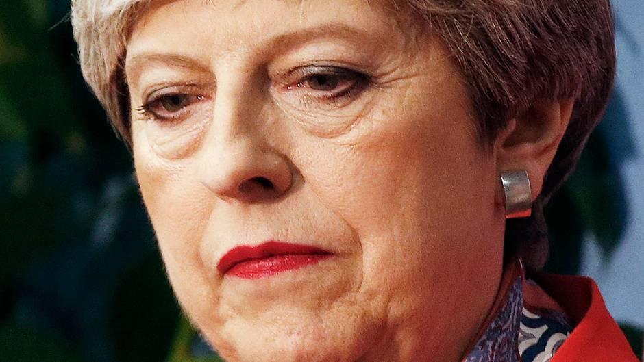 Keine Absolute Mehrheit nach der Wahl in Großbritannien für Premierministerin Theresa May