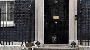 Wahlen in Großbritannien Downing Street