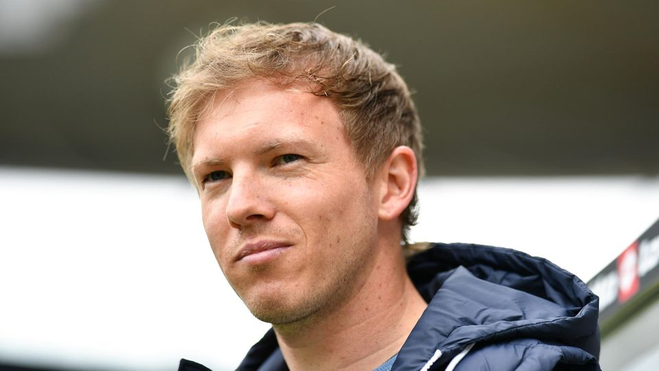 Trainer Julian Nagelsmann hat nun einen Vertrag bis 2021 bei Hoffenheim