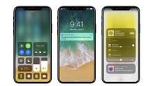 Renderbilder zeigen, wie iOS 11 auf dem iPhone 8 aussehen könnte.