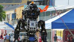 2014 wollte Google-Mutter Alphabet mit dem Kauf von Boston Dynamics sein Roboter-Programm stärken