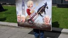 Theresa May Großbritannien Bild