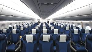 Flug-Analyse: Hinten sitzt man im Flugzeug am sichersten