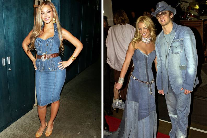 modes nden der 2000er jahre so schlimm waren die looks von britney und co. Black Bedroom Furniture Sets. Home Design Ideas