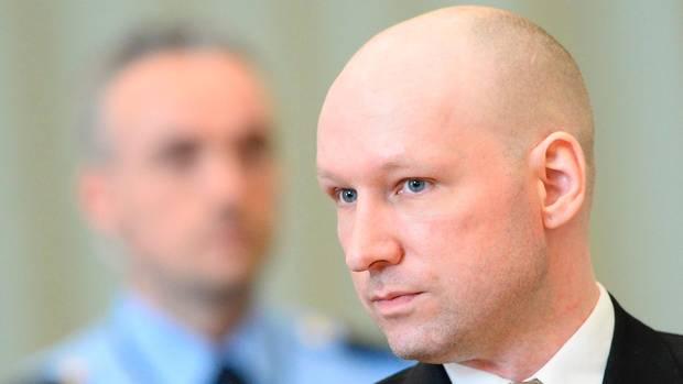Anders Behring Breivik hat sich offiziell in Fjotolf Hansen umbenannt