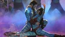 Gil Ofarim und Ekaterina Leonova tanzen