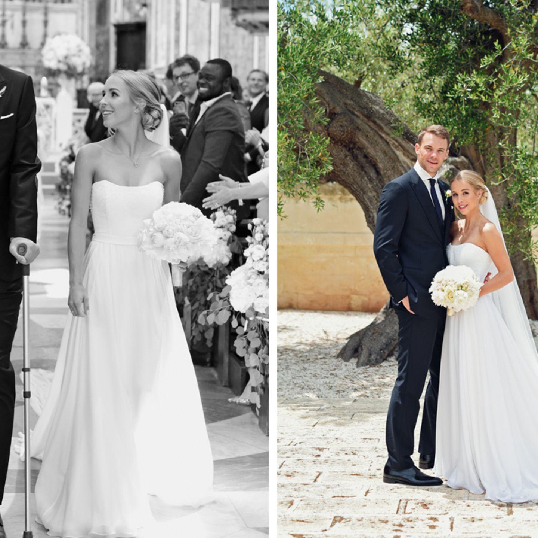 Hochzeit Von Manuel Neuer