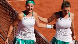 Jelena Ostapenko hat die French Open gewonnen