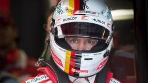Sebastian Vettel startet beim Großen Preis von Kanada aus der ersten Startreihe