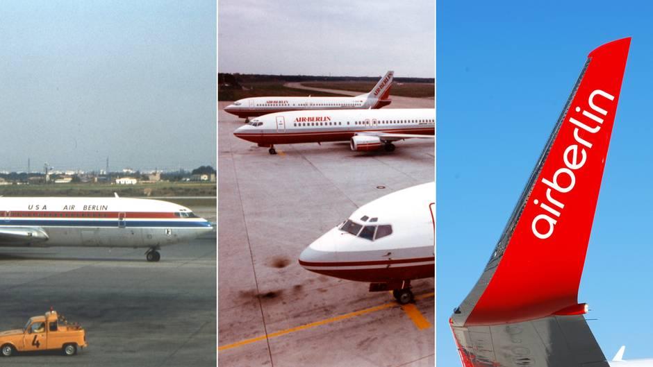 Verkauf an Lufthansa: Von Mallorca bis Abu Dhabi: Aufstieg und Niedergang der Air Berlin