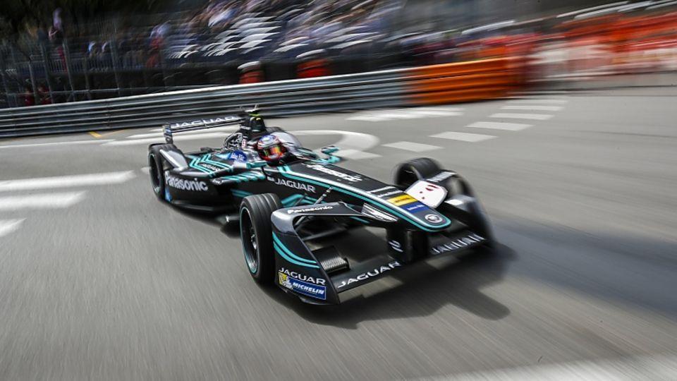 Formel E Saison 2017 - Jaguar stieg vor der Saison ebenfalls ein
