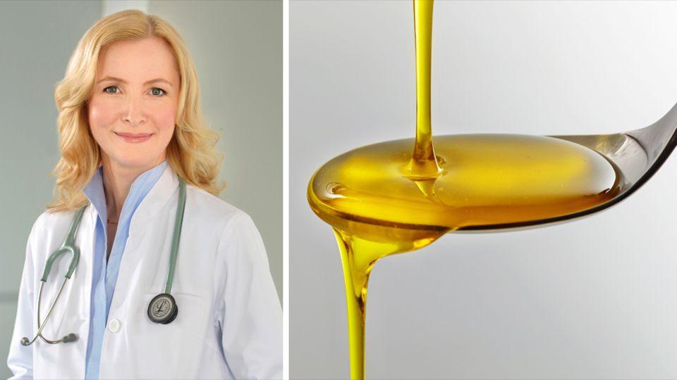 """""""Fette sind rehabilitiert"""": Die Ärztin Anne Fleck rät zu einem angstfreien Umgang mit Öl, Fett und Butter"""