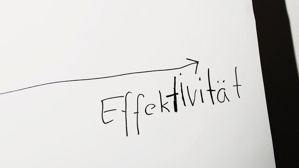 """Beim Effektiven Altruismus geht es um Effektivität - mit welchem Job hat man den höchsten """"Impact""""?"""