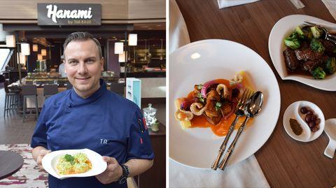 Restaurant auf Mein Schiff 6: Wie viel Tim Raue kriegt man beim Sternekoch auf einem Kreuzfahrtschiff?