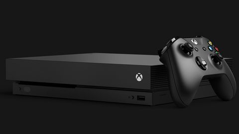 Die neue Xbox One X ist kleiner als die Vorgängerkonsole Xbox One S