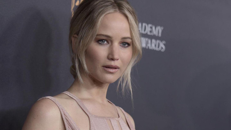 Schauspielerin Jennifer Lawrence bei einer Gala Veranstaltung in Los Angeles
