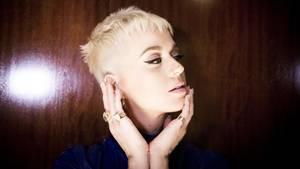 Porträt von Popstar Katy Perry