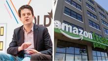 Rewe und Amazon Fresh: Lebensmitteln liefern lassen