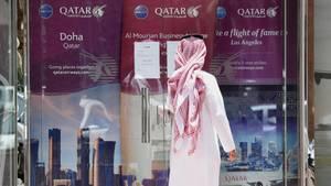 Saudi Arabien Reisebüro Katar
