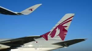 Flugzeuge von Qatar Airways