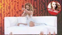 Männer tragen J.Lo auf Händen, doch ihr Lover hatte lieber Telefonsex mit seiner Ex-Flamme.