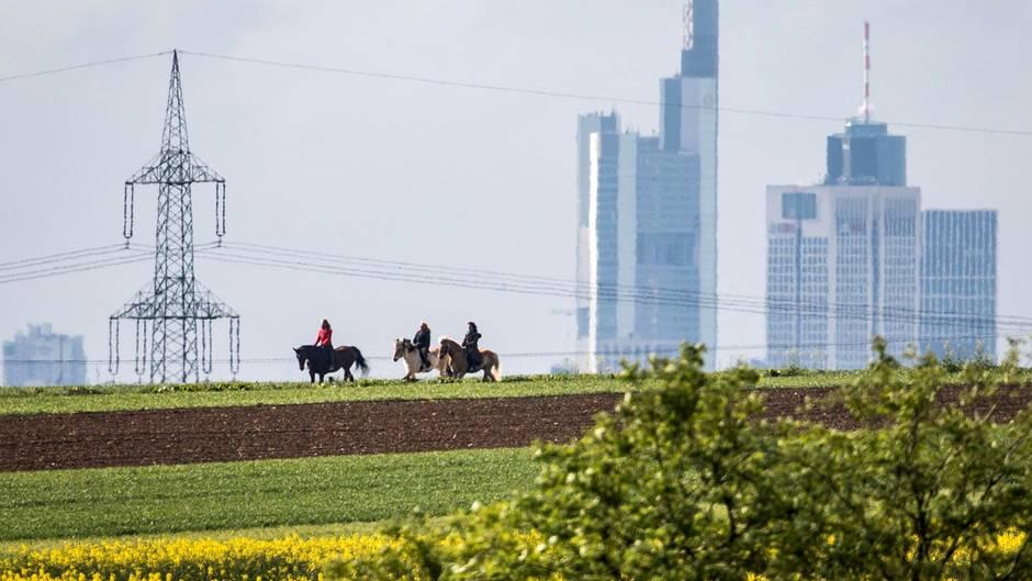 Frankfurts Mega-Bauprojekt