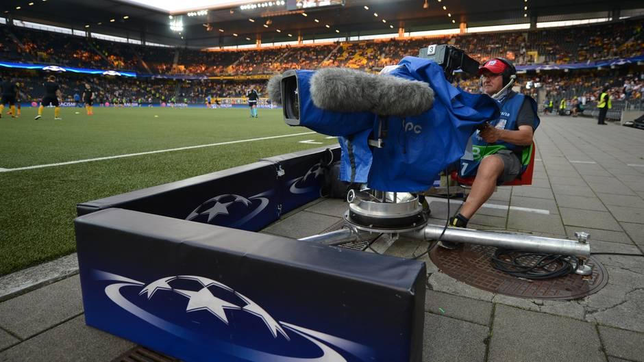 Champions League - Sky - DAZN - Exklusivrechte
