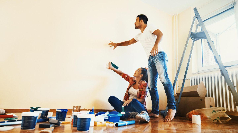 Ein eigenes Heim kann auch gemietet sein.