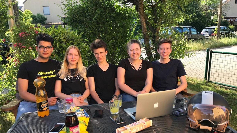 Team Kabibe aus Erlangen